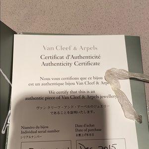 Van Cleef & Arpels Jewelry - COPY - Vintage Alhambra Ring Van Cleef